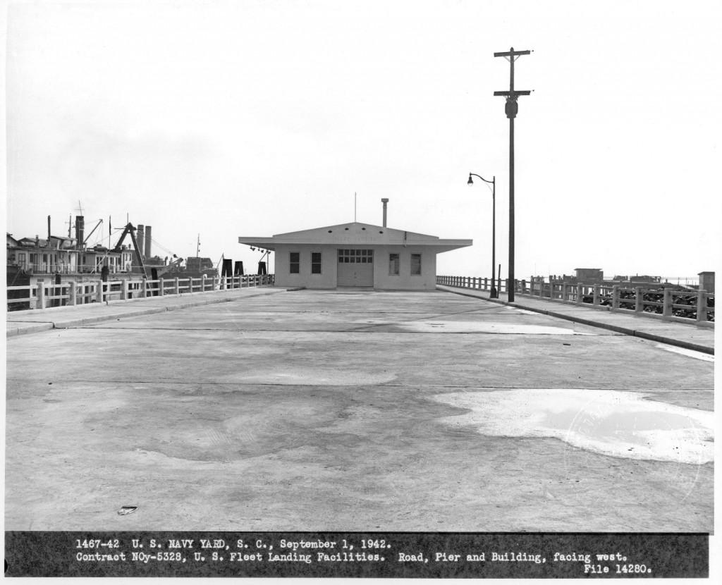1941 Fleet Landing